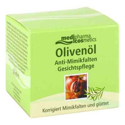 Olivenoel krem przeciwko zmarszczkom mimicznym
