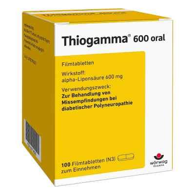 Thiogamma 600 oral Filmtabl.