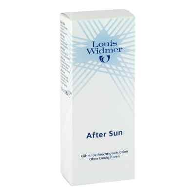 Louis Widmer After Sun balsam po opalaniu lekko perfumowany  zamów na apo-discounter.pl