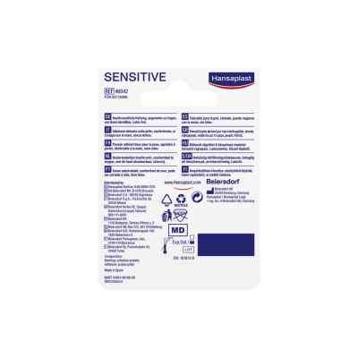 Hansaplast Sensitive 5mx2,5cm plaster  zamów na apo-discounter.pl