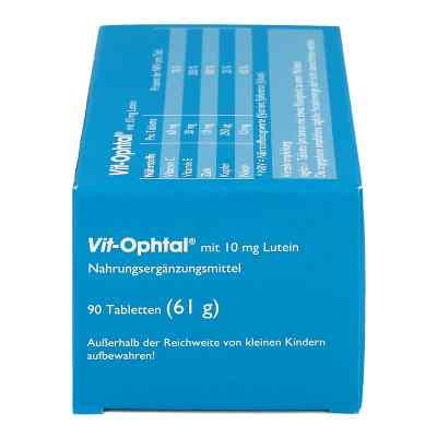Vit Ophtal 10 mg Luteiny tabletki  zamów na apo-discounter.pl