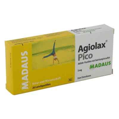 Agiolax Pico Abfuehr Pastillen  zamów na apo-discounter.pl