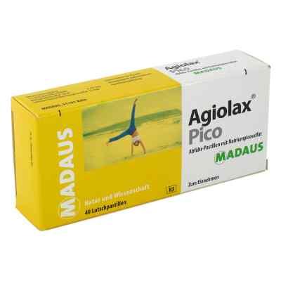 Agiolax Pico Abfuehr Pastillen