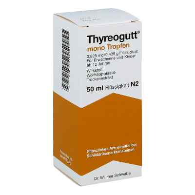 Thyreogutt mono Tropfen  zamów na apo-discounter.pl