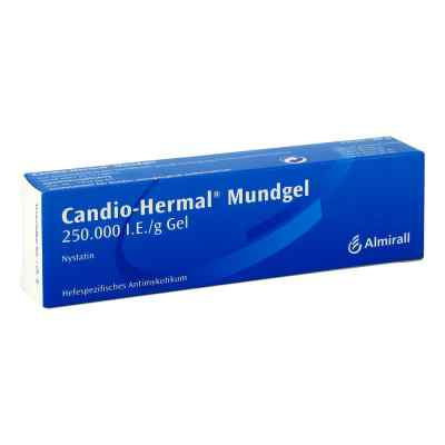 Candio Hermal Mundgel  zamów na apo-discounter.pl