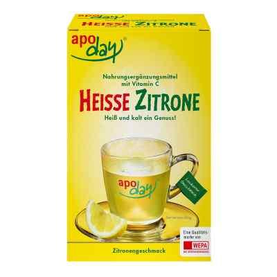 Apoday Heisse Zitrone proszek z wit. C  zamów na apo-discounter.pl