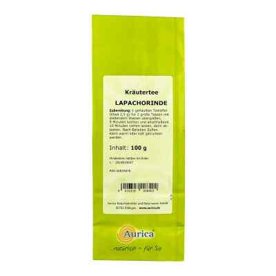 Lapachorindetee herbata z kory Lapacho  zamów na apo-discounter.pl
