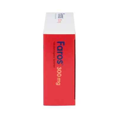 Faros 300 mg Drag.