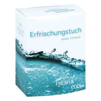 Erfrischungstuch Cool Fresh  zamów na apo-discounter.pl