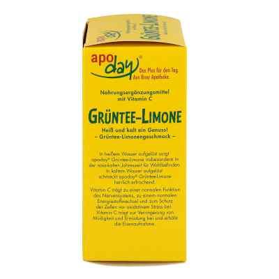 Apoday Limone wit. C + wyciąg z zielonej herbaty proszek  zamów na apo-discounter.pl