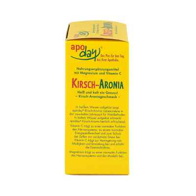 Apoday Kirsch Magnesium+vitam.c Pulver  zamów na apo-discounter.pl