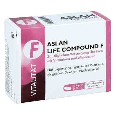 Aslan Life Compound F kapsułki