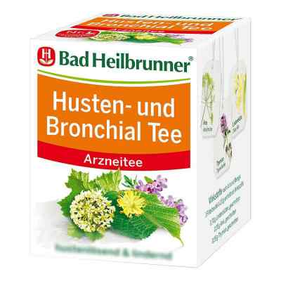 Bad Heilbrunner herbatka na oskrzela  zamów na apo-discounter.pl
