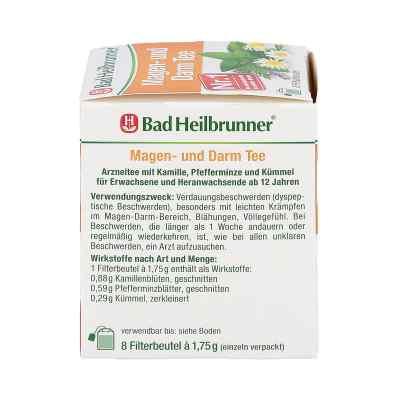 Herbata Bad Heilbrunner na żołądek i trawienie