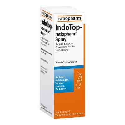 Indo Top ratiopharm Spray  zamów na apo-discounter.pl