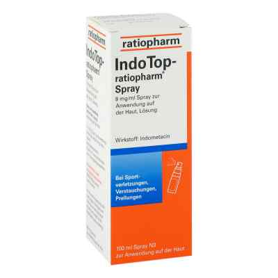 Indo Top ratiopharm Spray