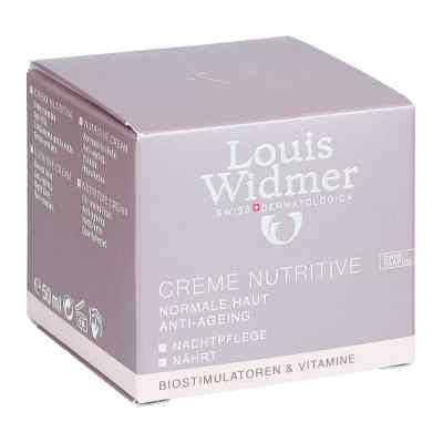 Louis Widmer Nutritive krem odżywczy na noc nieperf.  zamów na apo-discounter.pl