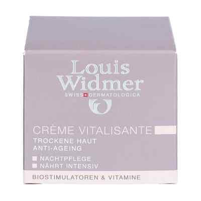 Louis Widmer krem rewitalizujący na noc lekko perfumowany  zamów na apo-discounter.pl