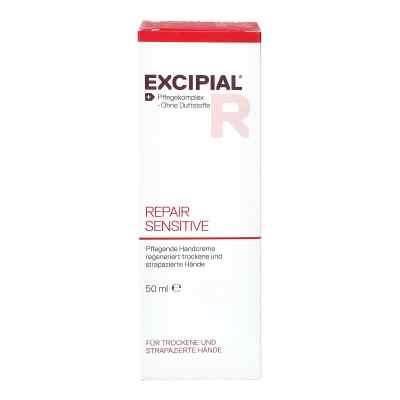 Excipial Repair sensitive krem odbudowujący do skóry wrażliwej  zamów na apo-discounter.pl