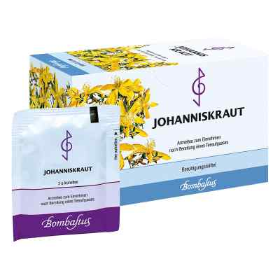 Johanniskraut Tee Filterbtl.  zamów na apo-discounter.pl