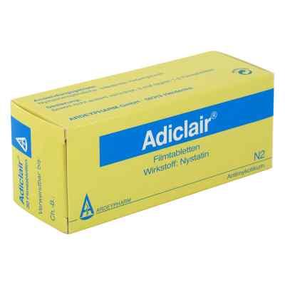 Adiclair Tabl.  zamów na apo-discounter.pl