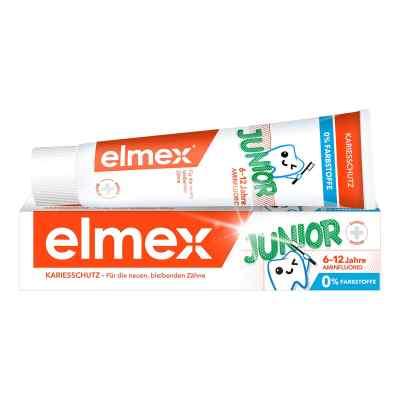Elmex Junior pasta do zębów  zamów na apo-discounter.pl