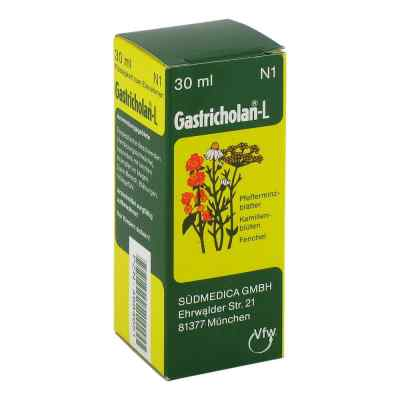 Gastricholan L fluessig