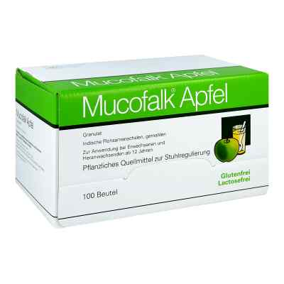 Mucofalk Apfel Granulat Btl.  zamów na apo-discounter.pl