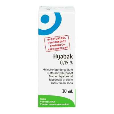 Hyabak krople do oczu  zamów na apo-discounter.pl