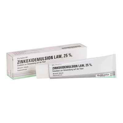 Zinkoxid Emulsion Law