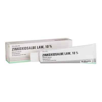 Zinkoxid Salbe Law