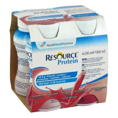 Resource Protein® Napój proteinowy z leśnych jagód  zamów na apo-discounter.pl