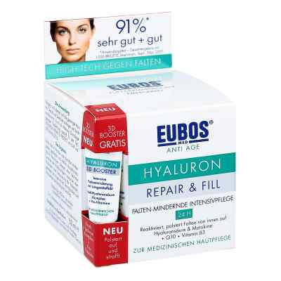 Eubos Sensitive Hyaluron Repair&Fill krem z kwasem hialuronowym