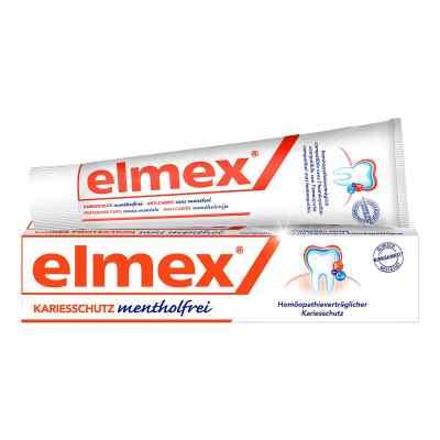 Elmex pasta do zębów bez mentolu  zamów na apo-discounter.pl