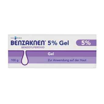 Benzaknen 5 Gel  zamów na apo-discounter.pl