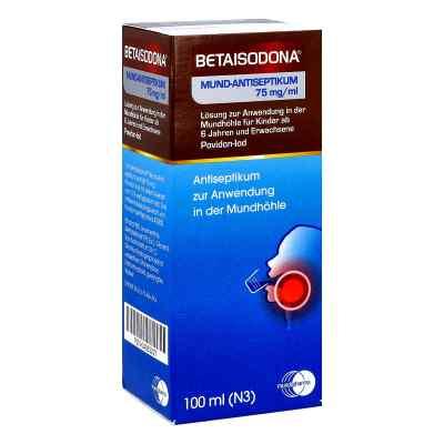 Betaisodona Mund-antiseptikum  zamów na apo-discounter.pl
