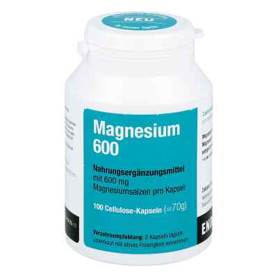 Magnesium 600m kapsułki  zamów na apo-discounter.pl