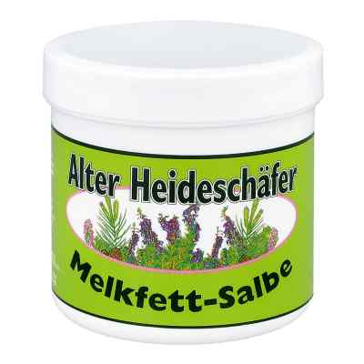 Melkfett Salbe Alter Heideschaefer