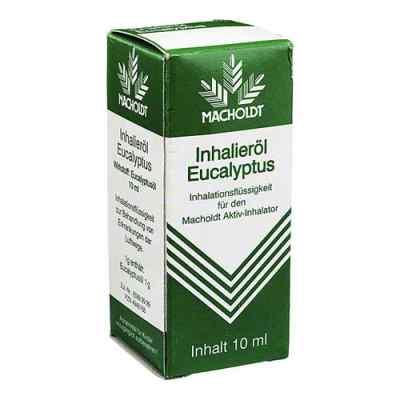 Macholdt Inhalieroel Eukalyptus  zamów na apo-discounter.pl