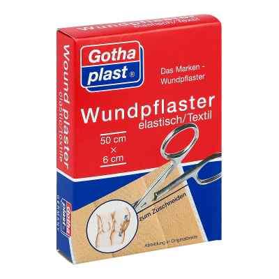 Gothaplast Wundpfl.elast.50cmx6cm Abschn.  zamów na apo-discounter.pl