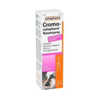 Cromo Ratiopharm Nasenspray kons.frei  zamów na apo-discounter.pl