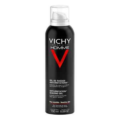 Vichy Homme żel do golenia przeciw podrażnieniom