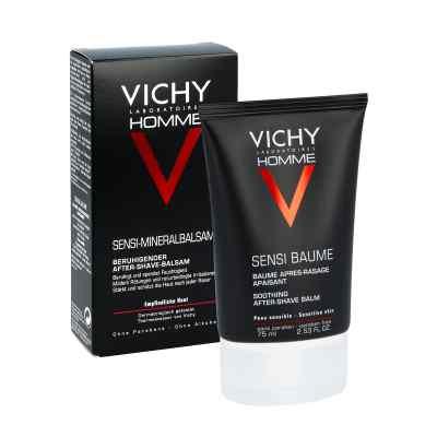 Vichy Homme Sensi Baume Ca kojący balsam zamów na apo-discounter.pl