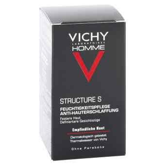 Vichy Homme Structure S krem ujędrniający   zamów na apo-discounter.pl