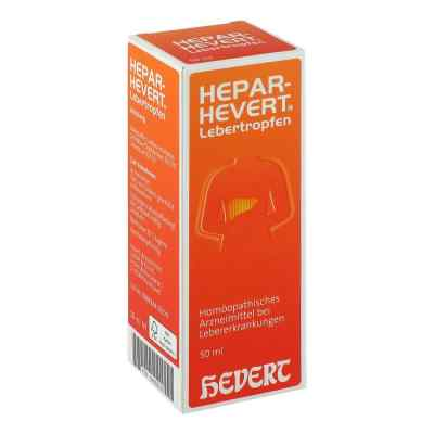 Hepar Hevert Lebertropfen  zamów na apo-discounter.pl