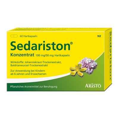 Sedariston Konzentrat Kapseln  zamów na apo-discounter.pl