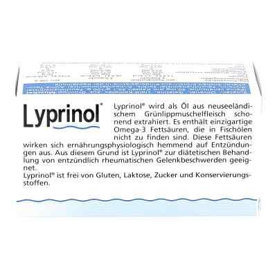 Lyprinol Kapseln  zamów na apo-discounter.pl