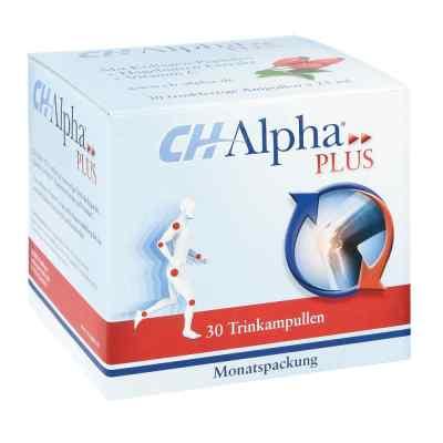 Ch Alpha Plus ampułki do picia na stawy  zamów na apo-discounter.pl