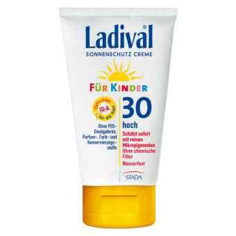 Ladival Kinder Creme reine Mikropigm. SPF 30 krem dla dzieci z m