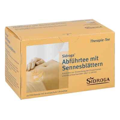 Sidroga Abfuehrtee Filterbtl.  zamów na apo-discounter.pl